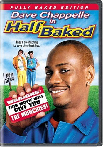 Half Baked Chappelle Breuer Williams Diaz DVD R Fully Baked Edition
