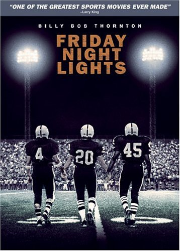 Friday Night Lights Thorton Luke Hernandez Black DVD Pg13