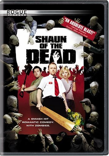Shaun Of The Dead Pegg Frost Ashfield DVD R