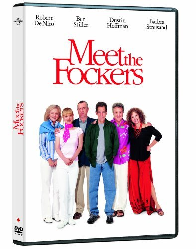 Meet The Fockers (dvd) (ws Dol Stiller Hoffman Clr Ws Pg13