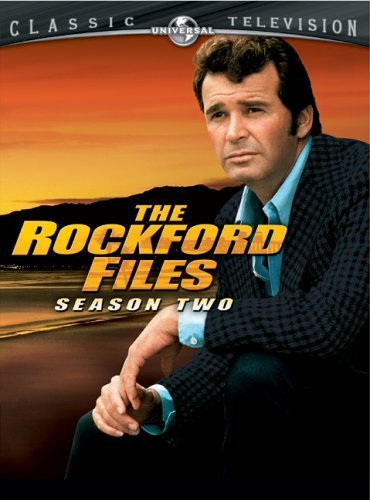 Rockford Files Season 2 Clr Nr 2 DVD