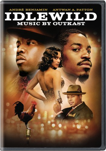 Idlewild Outkast Rhames Howard Patton DVD R