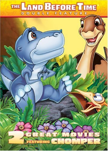 Vol. 4 5 Land Before Time Chomper Doubl Clr G