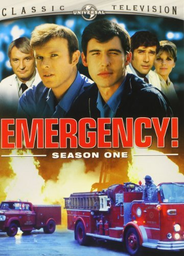 Emergency Season 1 DVD
