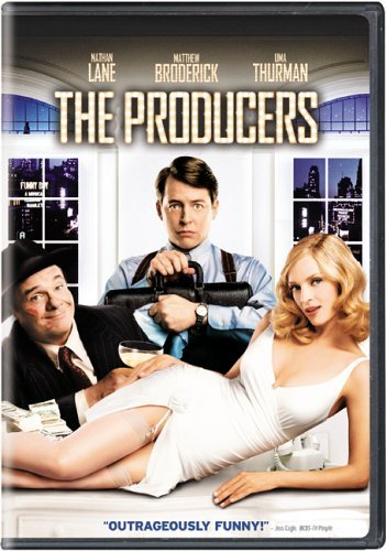 Producers (2005) Lane Broderick DVD Pg13