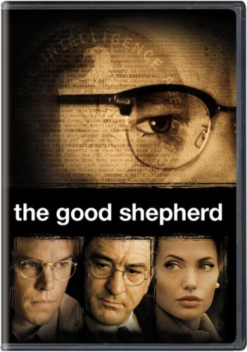 Good Shepherd Damon Jolie De Niro R