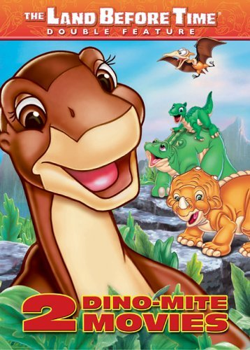 2 Dino Mite Movies Land Before Time Clr Chnr 2 On 1