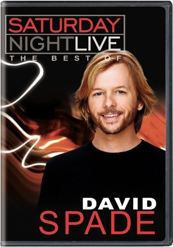 Saturday Night Live Best Of David Spade DVD Nr