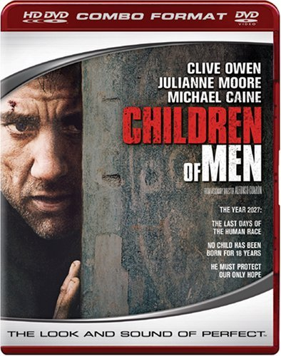 Children Of Men Owen Moore Caine Clr Ws Incl. Hd DVD R