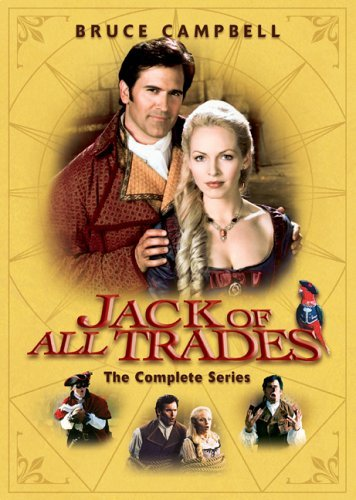 Jack Of All Trades The Complete Series DVD Nr