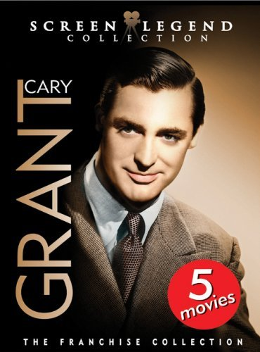 Cary Grant Screen Legend Coll Grant Cary Nr 3 DVD