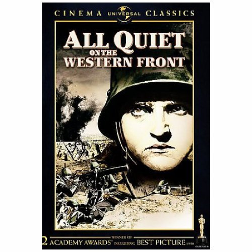 All Quiet On The Western Front Ayres Wolheim DVD Nr