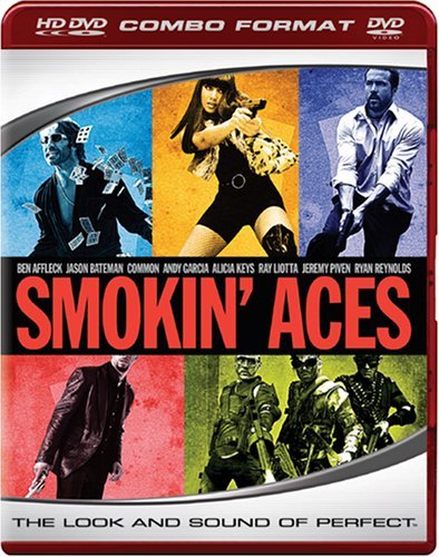 Smokin Aces Affleck Keys Piven Ws Incl. Hd DVD R
