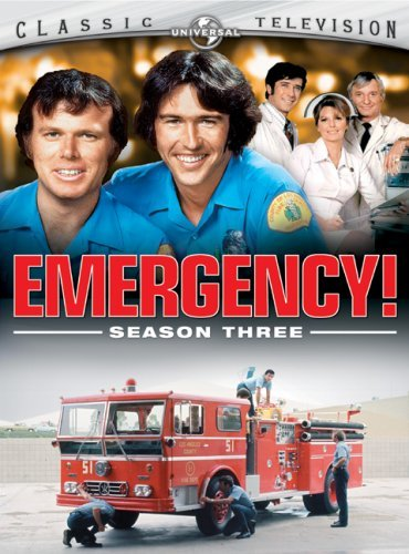 Emergency! Season 3 DVD Nr