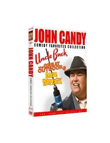 John Candy Comedy Favorites C Candy John Ws Nr 2 DVD
