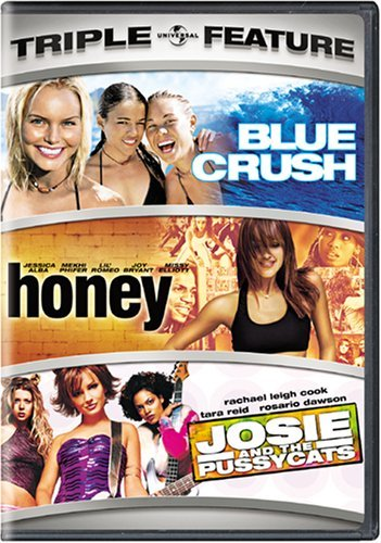 Blue Crush Honey Josie & The P Universal 2pak Ws Pg13 2 DVD