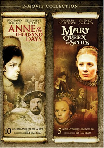 Anne Of The Thousand Days Mary Anne Of The Thousand Days Mary Ws Nr