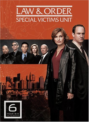 Law & Order Special Victims Unit Season 6 Nr 5 DVD