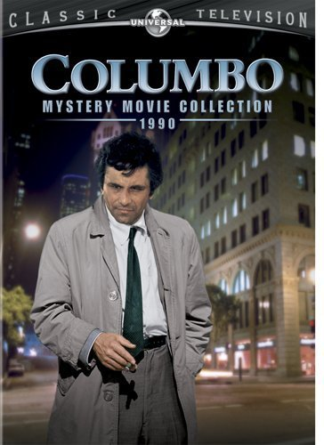 Colombo Mystery Movie Collecti Colombo Mystery Movie Collecti Nr 3 DVD