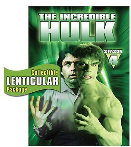 Incredible Hulk Season 4 Nr 4 DVD
