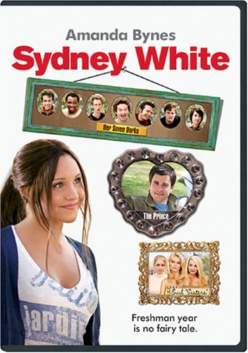 Sydney White Bynes Paxton Long DVD Pg13