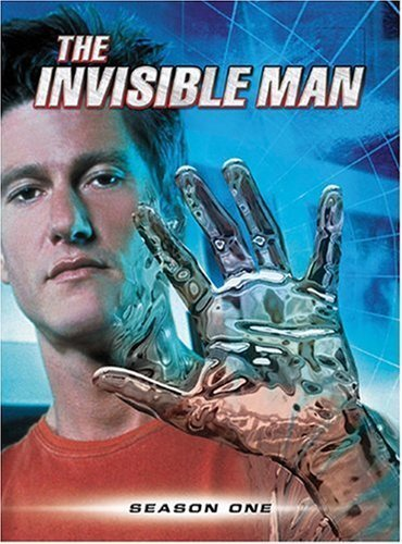 Invisible Man Season 1 Ws Nr 5 DVD