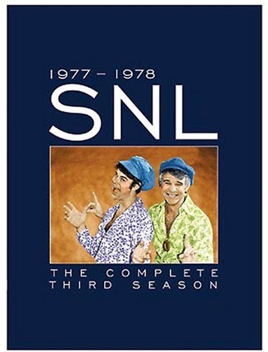 Saturday Night Live Season 3 Lmtd Ed. Nr 7 DVD