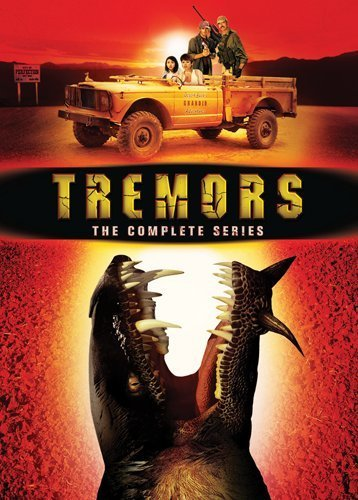 Tremors Complete Series DVD