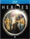 Heroes Heroes Season 2 Blu Ray Ws Season 2