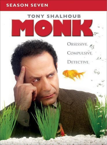 Monk Season 7 DVD Nr 4 DVD
