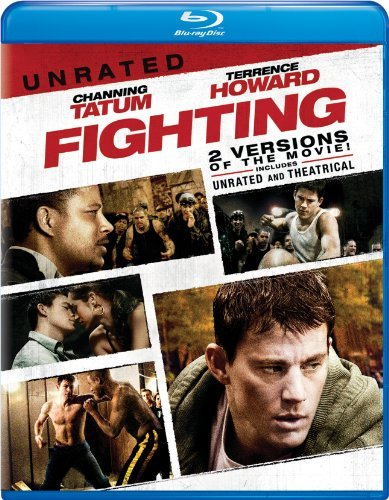 Fighting Tatum Howard Blu Ray Ws Pg13 2 Br