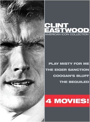 American Icon Collection Eastwood Clint Ws R 3 DVD