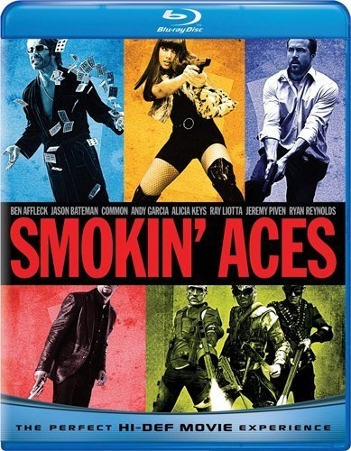 Smokin Aces Affleck Keys Piven Blu Ray Ws R