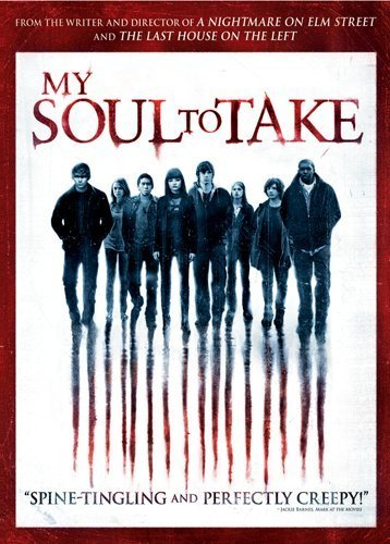 My Soul To Take Thieriot Magaro Whitaker DVD Thieriot Magaro Whitaker