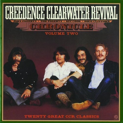Creedence Clearwater Revival Vol. 2 Chronicle 20 Greatest