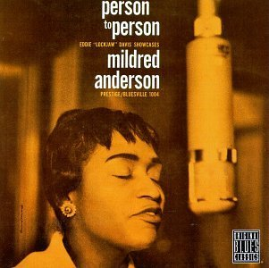 Mildred Anderson Person To Person