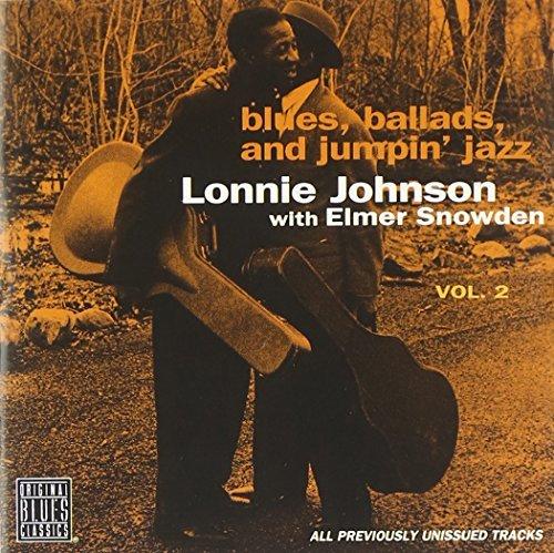 Johnson/Snowden/Vol. 2-Blues Ballads & Jumpin'