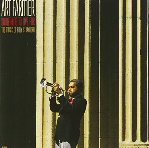 Art Farmer Something To Live For CD R Billy Strayhorn Tunes