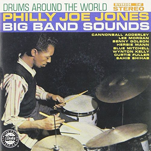 Philly Joe Jones Drums Around The World