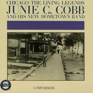 Junie C. & His New Hometo Cobb Chicago Living Legends Lmtd Ed.