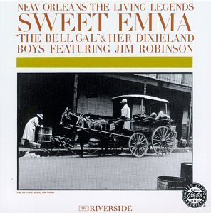 Sweet Emma Barrett New Orleans Living Legends