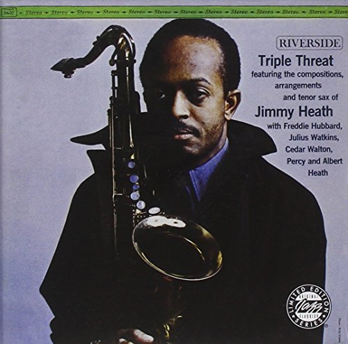 Jimmy Heath Triple Threat