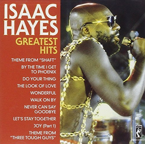 Isaac Hayes Greatest Hits