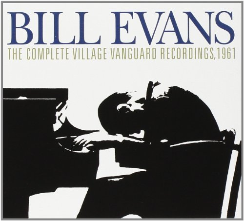 Bill Evans Complete Village Vanguard Recordings 1961 3 CD