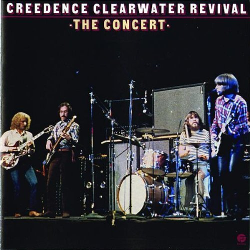Creedence Clearwater Revival Concert