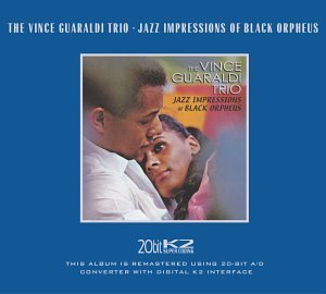 Vince Guaraldi Trio Cast Your Fate To The Wind Jaz Remastered