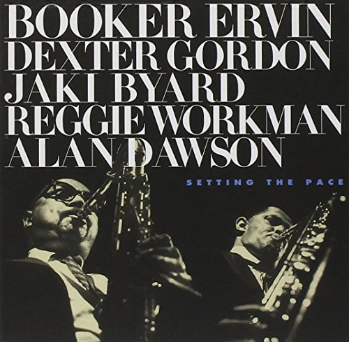 Booker Ervin Setting The Pack