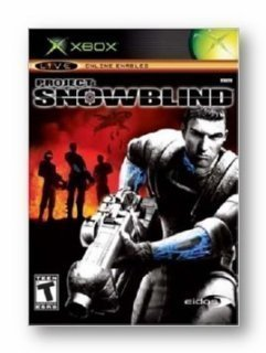 Xbox Project Snow Blind
