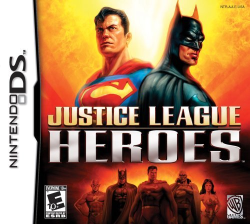 Nintendo Ds Justice League Heroes