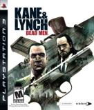 Ps3 Kane & Lynch Square Enix Llc M